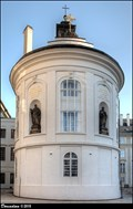 Image for Kaple Sv. Kríže / Chapel of the Holy Cross (Prague Castle)