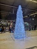 Image for Christmas tree, Gare de Marne-la-Vallée - France