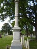 Image for Memorial Column for Margaret Thornton - Oshawa, Ontario