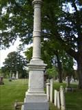 Image for Memorial Column for Margaret Thornton - Oshawa, Ontario