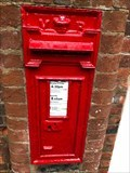 Image for Victorian Wall Post Box - Wiston, near Steyning, West Sussex, UK