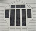 Image for First Presbyterian Church Windows  -  Myrtle Point, OR