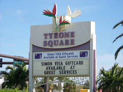 Tyrone Square Mall, St. Petersburg, FL