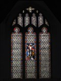 Image for St Mary's Church Window - Church End, Swerford, Oxfordshire, UK