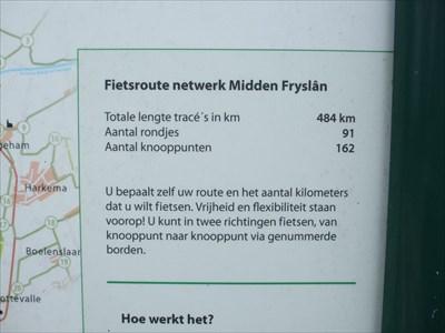 41 - Garyp - NL - Fietsroutenetwerk Midden Fryslan