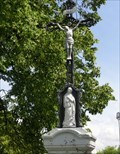 Image for Churchyard cross - Resice, Czech Republic