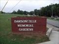 Image for Dawsonville Memorial Gardens, Dawsonville, GA.