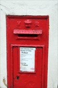 Image for Victorian Post Box - Montpelier Terrace, Brighton, UK