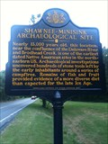 Image for Shawnee-Minisink Archaeological Site