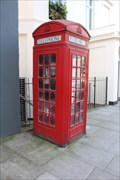 Image for Red Telephone Box - Princedale Road, London, UK