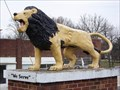 Image for Lions Club Statue Thomasville, NC