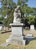 Image for Mollie E. Hunter Monument - Oakwood Cemetery Historic District - Fort Worth, TX