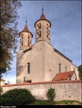Image for Church of St. Bartholomew / Kostel Sv. Bartolomeje - Kondrac (Central Bohemia)