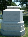 Image for Company B. 1st Regiment Illinois Light Artillery Monument