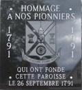 Image for 200ième  - anniversaire de la paroisse de Saint-André - 200th - anniversary of the parish of Saint-André - Saint-André, Québec