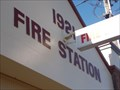 Image for 1921 - Fire Station, Narrabri, NSW