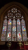 Image for Stained Glass Windows - St Peter & St Paul - Exton, Rutland