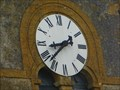 Image for Clock on the St. Hubert Church - Villers-la-Loue, BE
