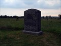 Image for 148th Pennsylvania Infantry Position Marker - Gettysburg, PA