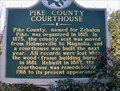 Image for Pike County Courthouse