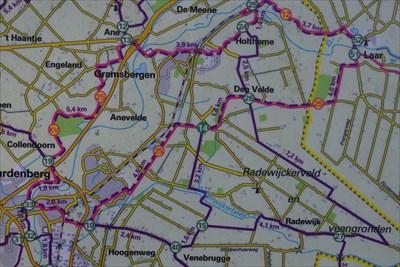 14 - Loozen - NL - Fietsroutenetwerk Overijssel