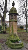 Image for Anne Popple drinking fountain - Welton, East Riding of Yorkshire
