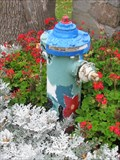 Image for Garden Fire Hydrant - Baie D'Urfé, QC