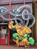 Image for Doctor Octopus - Satellite Oddity - Orlando, Florida, USA.