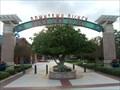 Image for Downtown Disney - Market Place Arch - Orlando, Florida, USA.