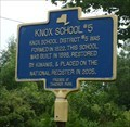 Image for Knox School #5 - Voorheesville, NY