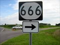 Image for State Route 666 in Kentucky