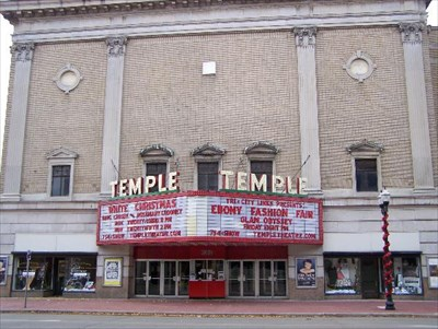 temple theater saginaw mi live stage theaters on