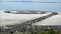 Image for Spiral Jetty - Rozell Point, Great Salt Lake, Utah USA