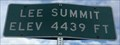 Image for Hwy 89 at Lee Summit - Elevation 4439 feet - California