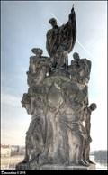 Image for St. Francis Xavier on Charles Bridge / Sv. František Xaverský na Karlove moste (Prague)