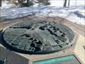 Image for Carte 3D en bronze, boulevard de la Confédération - Gatineau, Québec