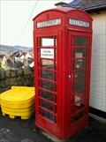 Image for Red Telephone Box - Belmont Road, Ironbridge, Shropshire