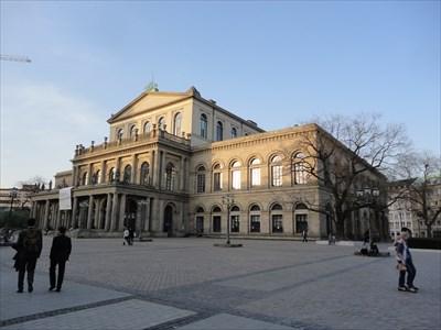 opernhaus hannover germany ni concert halls on. Black Bedroom Furniture Sets. Home Design Ideas
