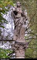 Image for St. Barbara in Chateau Gardens / Sv. Barbora v Zámecké zahrade - Teplice (North Bohemia)