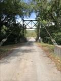 Image for Swinging Bridge - Mountain View, AR