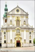 Image for Kostel Sv. Vojtecha / Church of St. Adalbert - Opava (North Moravia)