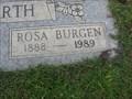 Image for 101 - Rosa Burgen - Mission City Memorial Park - Santa Clara, CA