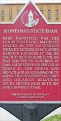 Image for Montana's Statesman - U of M - Missoula, MT