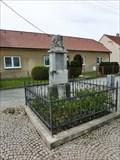 Image for World War Memorial - Vlkov, Czech Republic