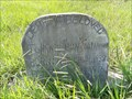 """Image for Johnny """"Hun"""" Swanner - Eagle Lake Community Cemetery North, Eagle Lake, TX"""
