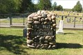 Image for Laughlin Cairn - Oakwood Cemetery - Macomb, IL