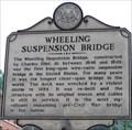 Image for Wheeling Suspension Bridge
