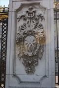 Image for Gate Reliefs -- Buckingham Palace, Westminster, London, UK