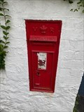 Image for Victorian Wall Post Box - St Dogmaels near Cardigan - Ceredigion - Wales