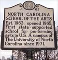 Image for J 83 North Carolina School Of The Arts